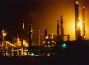 Vibration Monitoring in an Oil Refinery