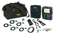 AEMC 8336 Power Quality Analyzer Kit