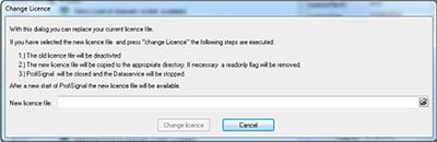 change-license-profisignal-3