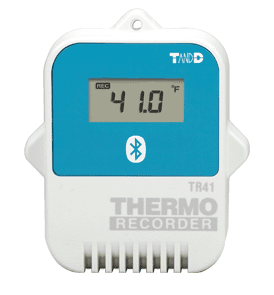 T&D Smart Bluetooth Data Logger