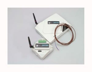 Accsense Wireless Cryo Monitoring Starter Kit