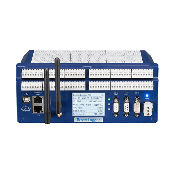 remote data acquisition system