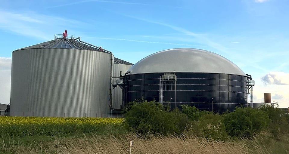biogas production process