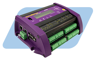 dataTaker used for fuel consumption monitoring