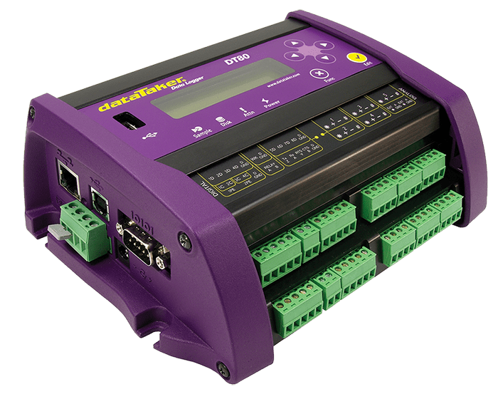 controlled atmosphere storage data logger