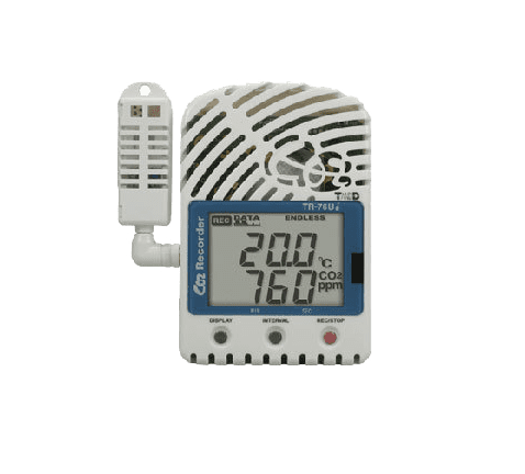 workplace environmental monitoring data logger