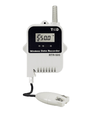beer fermentation monitoring data logger