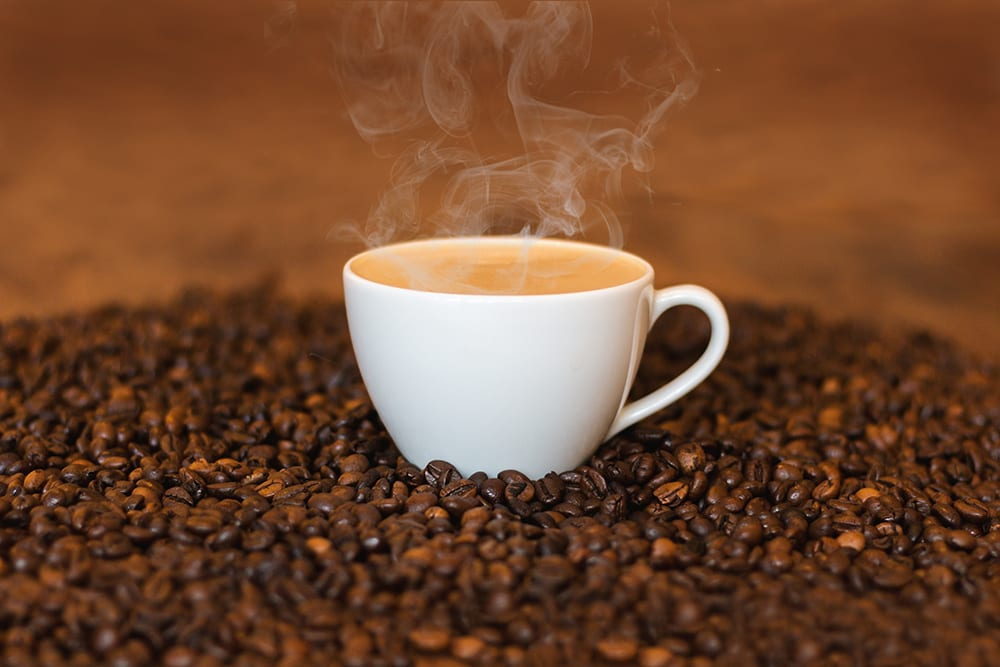 coffee roasting temperature application photo
