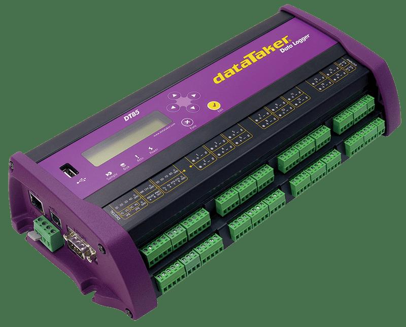 appliance testing data logger
