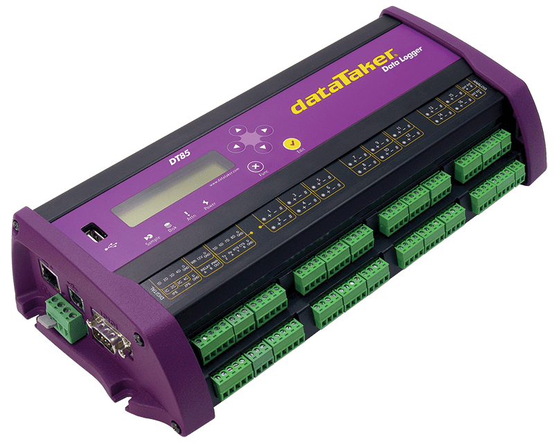 server room monitoring system data logger