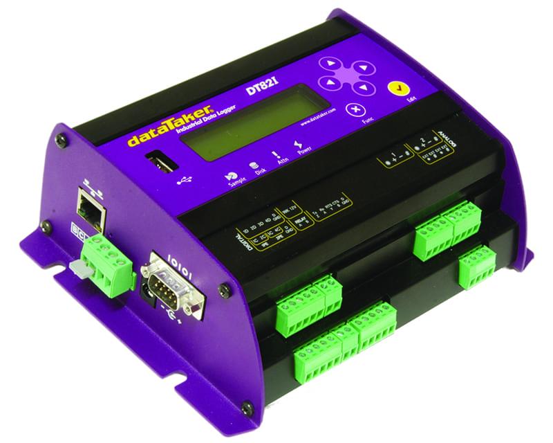 solar energy monitor DAQ Systems