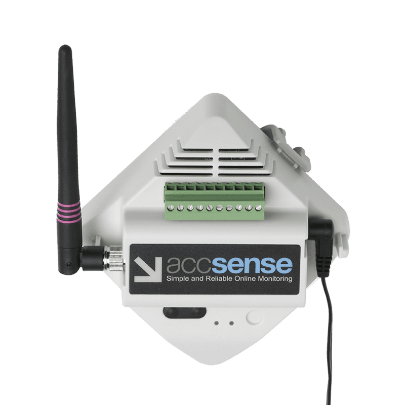 Accsense A1-02B Wireless Temperature Data Logger