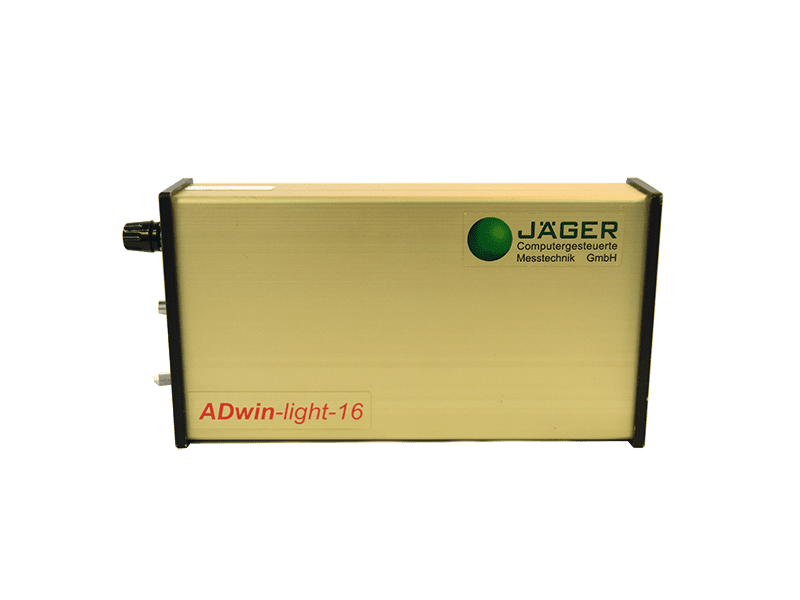 ADwin-Light-16 Real-Time Data Acquisition System - PSI5 Sensor Interfaces