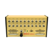 ADwin-Gold Real Time Data Acquisition and Control System
