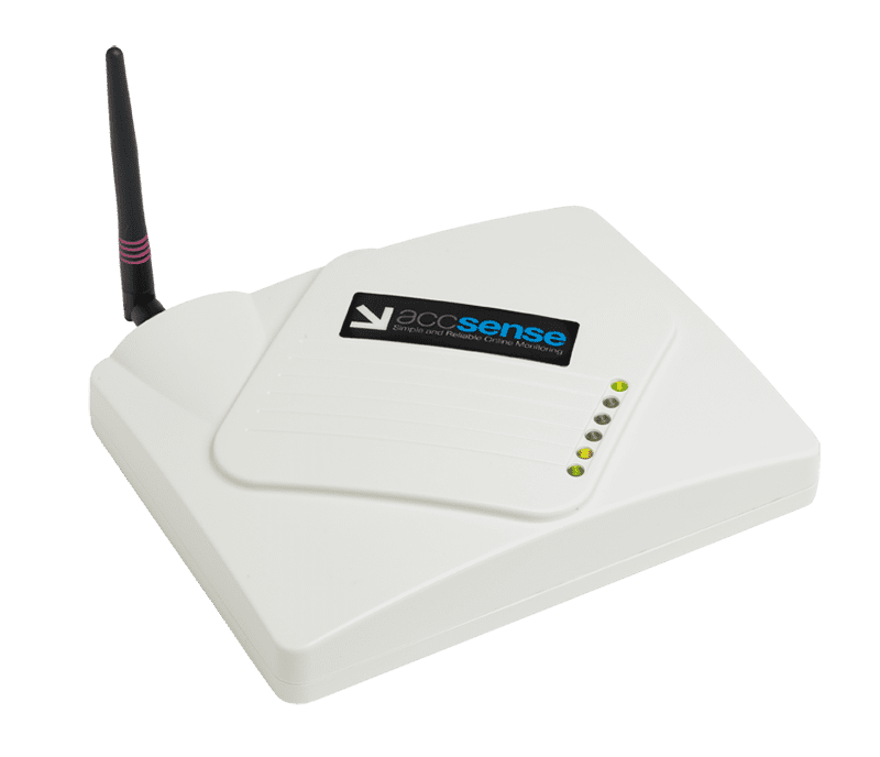 Accsense B1-06 Wireless Data Logger Gateway