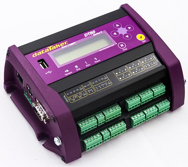 dataTaker DT80 Series 3 Universal Input Data Logger