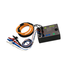 Accsense Electrocorder EC-7VAR Three Phase Voltage & Current Logger