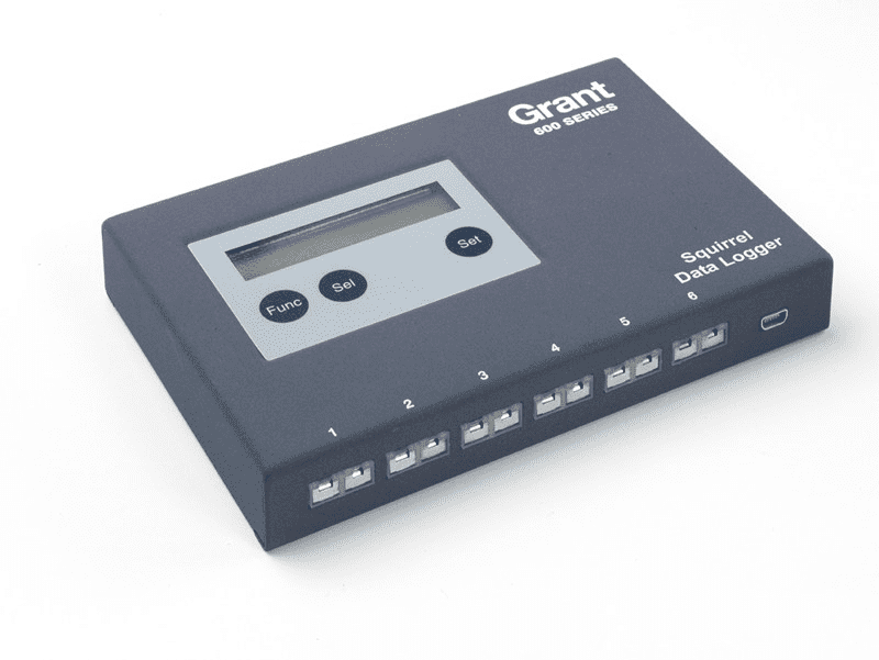 Grant OQ610 Thermocouple Input Data Logger