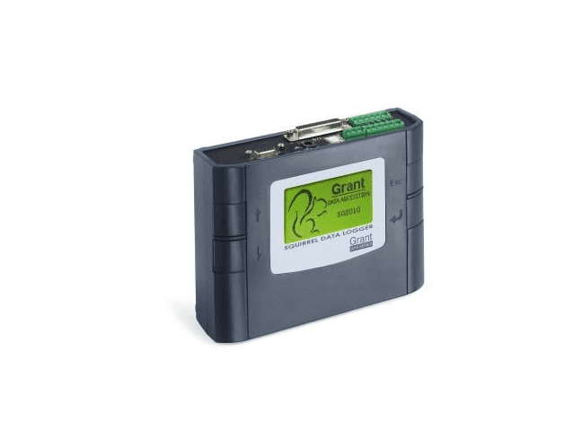 SQ2010 Portable Universal Input Data Logger and energy data loggers