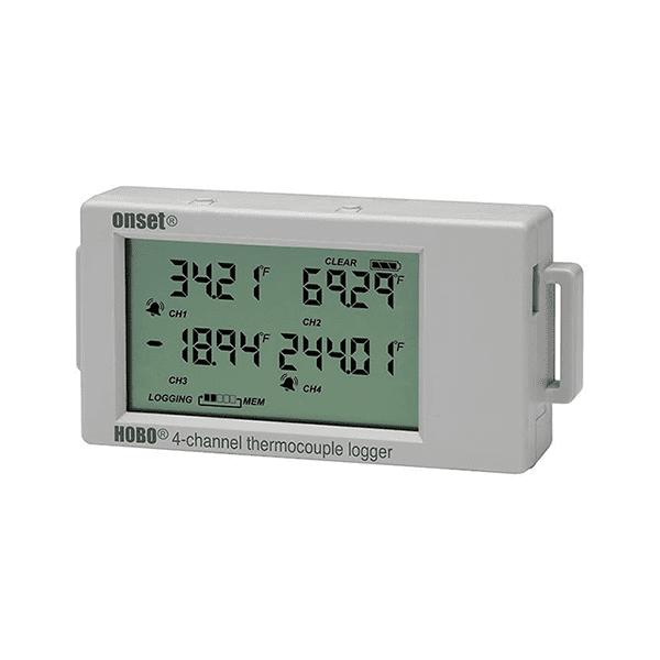 Onset HOBO UX120-014M Thermocouple Data Logger