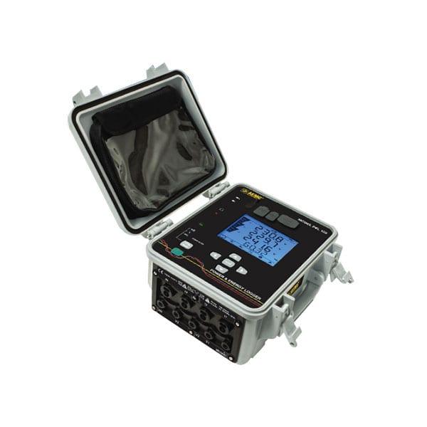 AEMC PEL 105 Power and Energy Data Logger Kit
