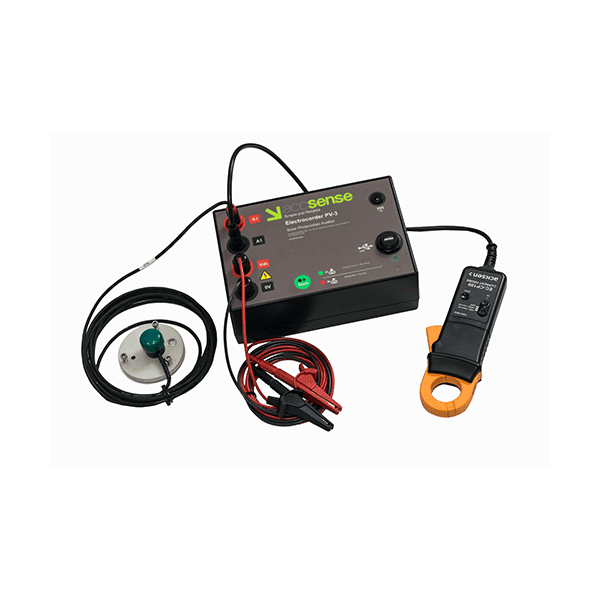 Accsense Electrocorder PV-3 Solar Data Logger