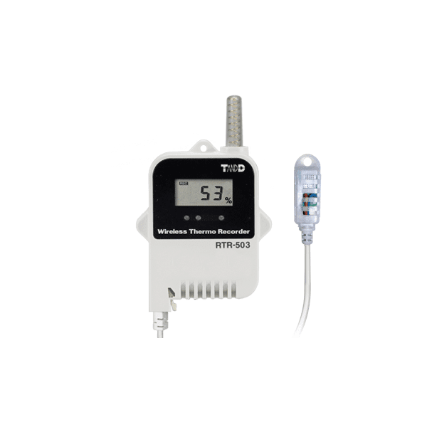 RTR-503 Wireless Temperature and Humidity Data Logger