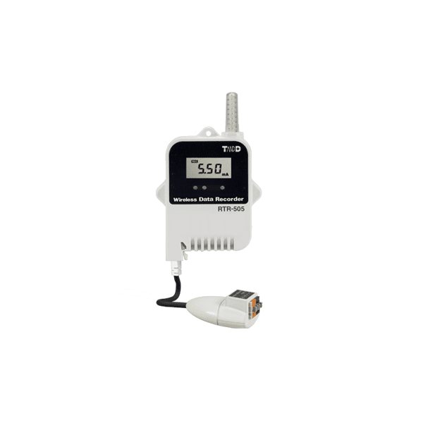 RTR-505-mA Wireless 4-20 mA Data Logger