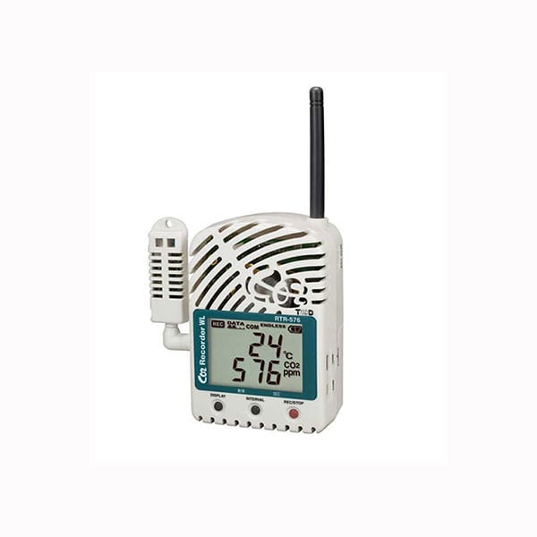 T&D RTR-576 CO2 Temperature Humidity Data Logger