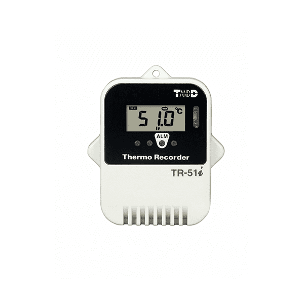 T&D TR-51i Infrared Temperature Data Logger