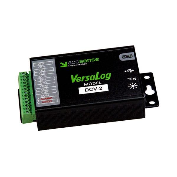 VersaLog DCV-2 Voltage Data Logger