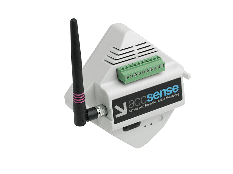 Wireless Temperature Logger : A wireless temperature data logger cas dataloggers