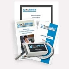 Accsense Vaccine Storage Temperature Monitoring Kit