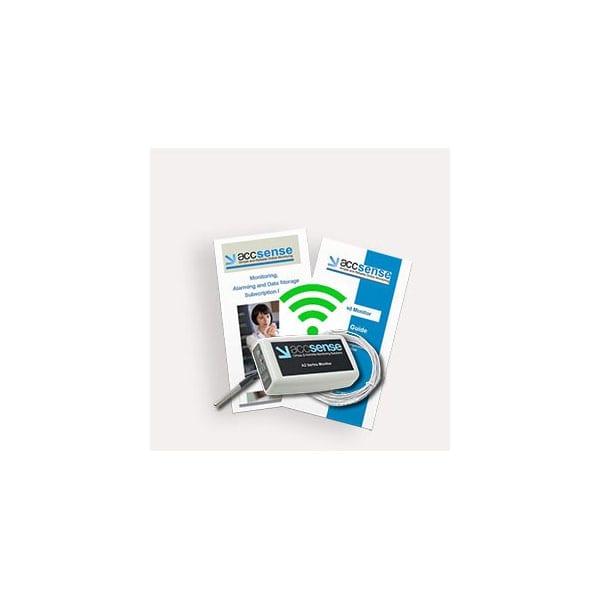 Accsense WiFi Vaccine Storage Temperature Monitoring Kit