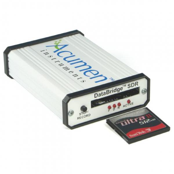 Acumen SDR2-CF Serial Data Logger