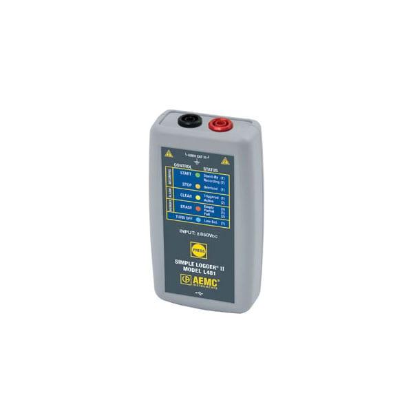 AEMC L481 Voltage Data Logger