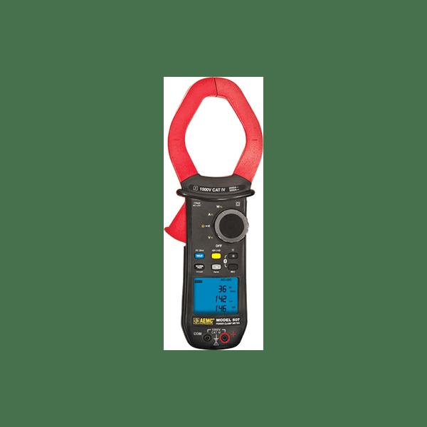 AEMC CL607 Clamp Power Data Logger