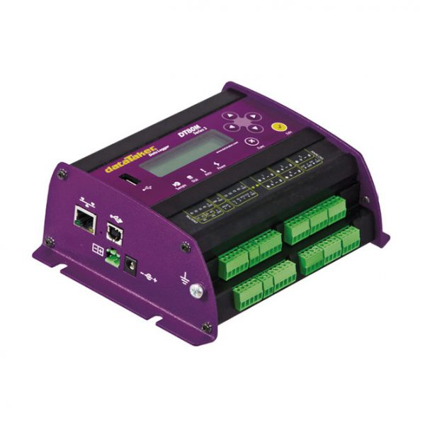 dataTaker DT80M Intelligent Universal Input Data Logger with Modem