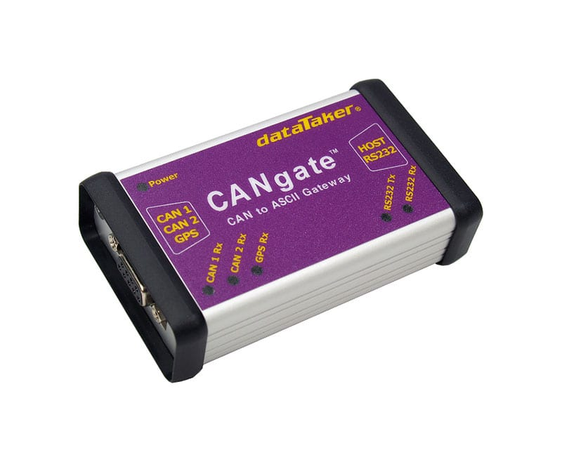 dataTaker CANgate Canbus to serial converter