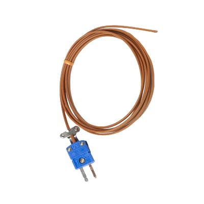 Accsense E1-25P Sealed Thermocouple Probe