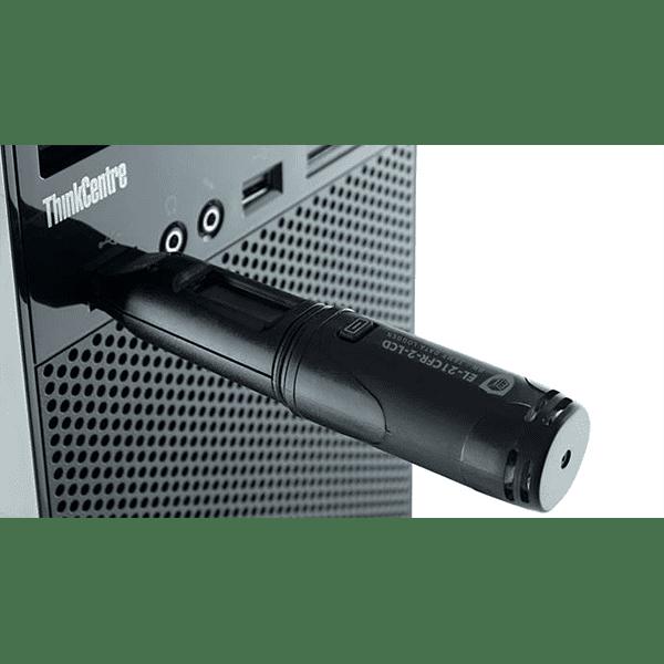 EL-21CFR-2-LCD 21CFR Compliant Temperature and Humidity Data Logger