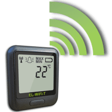 EL-WiFi Data Loggers