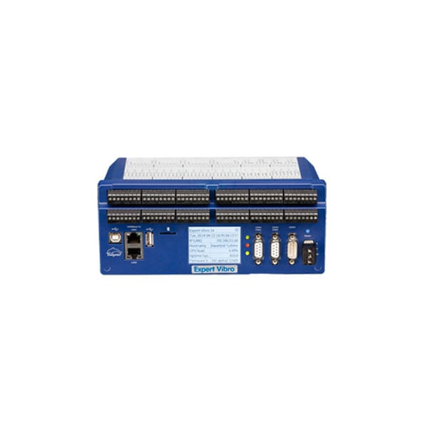 Delphin Expert Vibro Vibration Data Acquisition and Control System