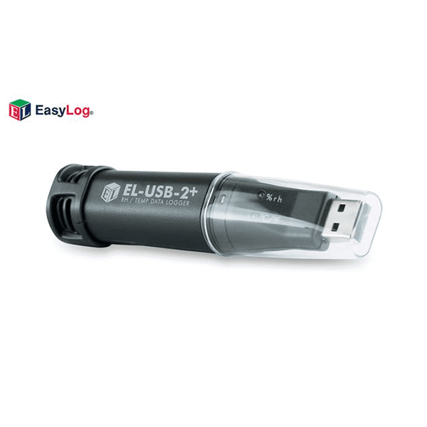Lascar EL-USB-2-Plus High Accuracy Temperature and Humidity Data Logger