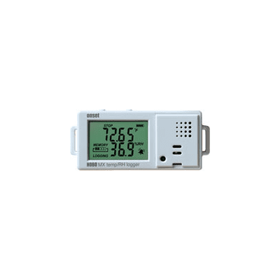 Onset MX1101 Temperature and Humidity Data Logger