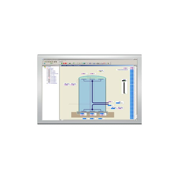 Delphin ProfiSignal Basic software screenshot