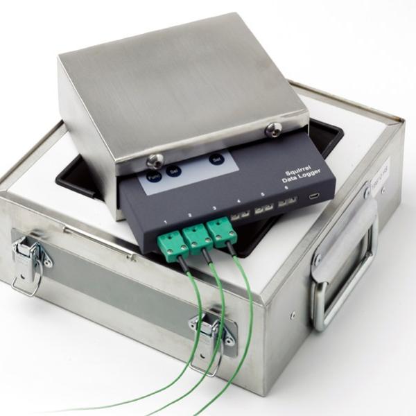 Grant OMK610 Oven Temperature Data Logger