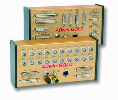 ADwin Gold Data Acquisition Hardware