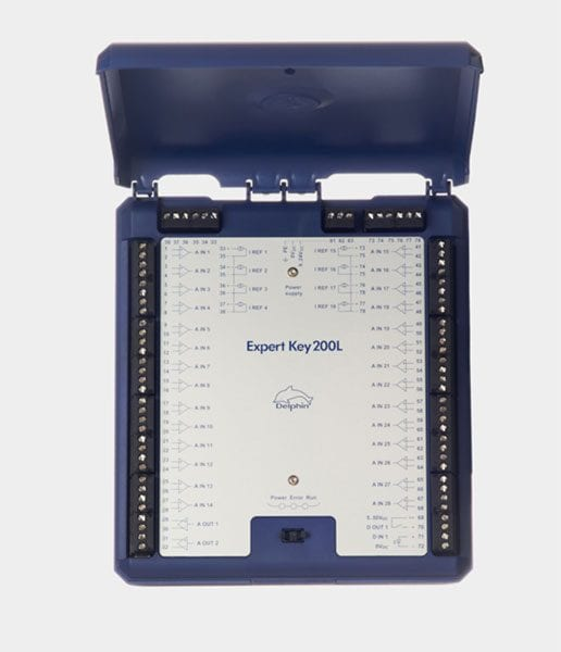 Dekpin Expert Key 200L data acquisition system with case open