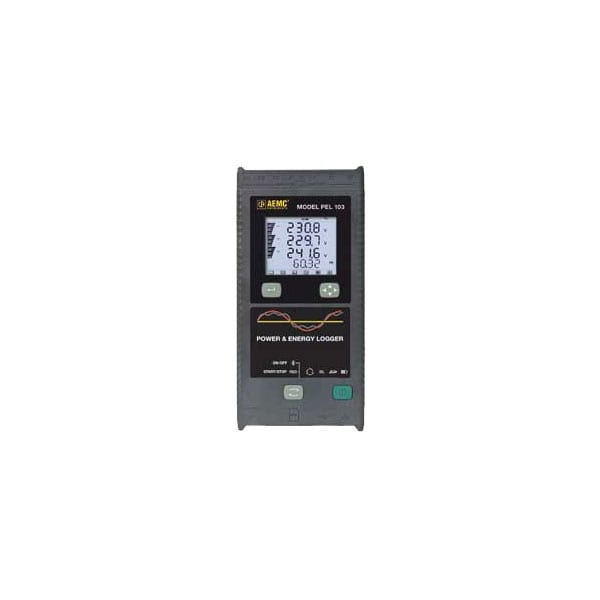 PEL 103 Power and Energy Logger with LCD Display